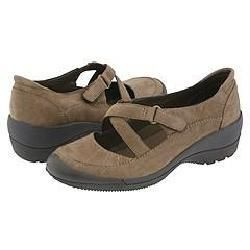 Easy Spirit Joey Dark Taupe Nubuck