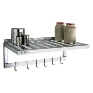 New Age Industrial T Bar Series 48 in. Wall Shelf   Shelving at