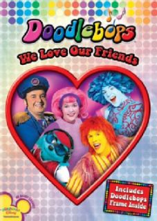 Doodlebops: We Love Our Friends (DVD)
