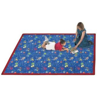 Joy Carpets Scribbles Kids Area Rug   Assorted Colors   Childrens