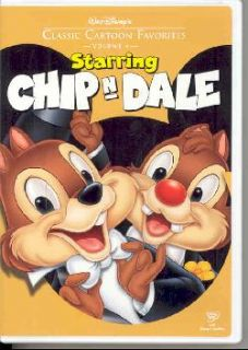Disneys Classic Cartoon Favorites Vol. 4: Starring Chipn Dale (DVD