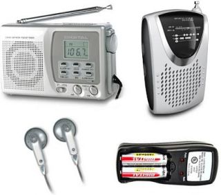 Compact Shortwave World and Multi band Radio Kit