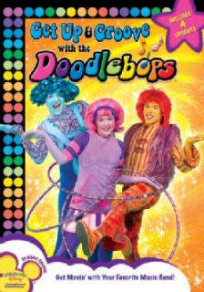 Doodlebops: Get Up & Groove With the Doodlebops (DVD)