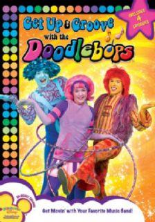 Doodlebops: Get Up & Groove With the Doodlebops (DVD)