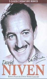 David Niven:Signature Collection