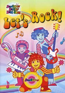 Doodlebops Rockin` Road Show: Let`s Rock! (DVD)