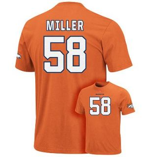 Denver Broncos Von Miller The Eligible Receiver Tee   Men