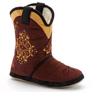 Cicciabella Spanish Cowgirl Boot Slippers