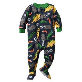 Carters Animal Footed Pajamas   Toddler