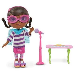 Disney Doc McStuffins Rockstar Doll Set
