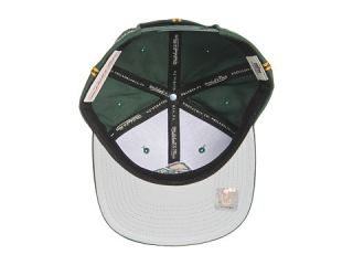 Mitchell & Ness Green Bay Packers Logo Double Soutache Snapback
