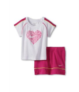 Nike Kids Sporty Heart Scooter Set (Toddler)