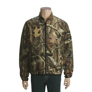 Browning AddHeat Camo Jacket   Soft Shell (For Big Men)   Save 36%
