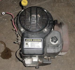 John Deere Used Kawasaki 9HP Gas Engine FC290U CS10 GX75 SRX75 OHV