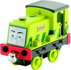 Scruff Thomas The Tank Engine Take N Play New Engine Train Toy