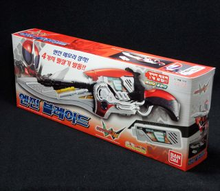 Masked Kamen Rider w Double DX Accel Engine Blade Sword Weapon