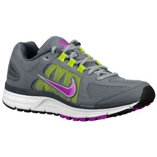 Nike Zoom Vomero + 7   Womens   Running   Shoes   Wolf Grey/Cool Grey