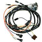 70 71 72 Chevy Truck Engine w Hei Wiring Harness