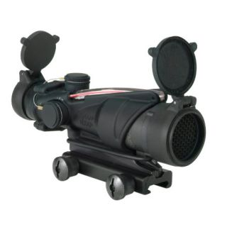 Trijicon ACOG 4 x 32 Army Rifle Combat Optic with Red Dual Illuminated
