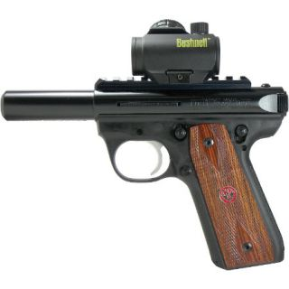 Ruger 22/45 Mark III Handgun w/ Bushnell Red Dot