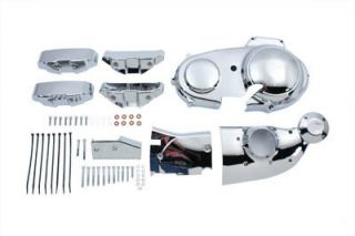 CHROME ENGINE DRESS UP KIT HARLEY SPORTSTER XL 86 90