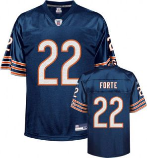 Matt Forte Youth Jersey: Reebok Navy Replica #22 Chicago Bears Jersey