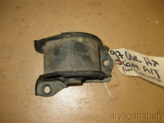 96 97 98 99 00 Honda Civic Rear Engine Motor Mount HX Automatic