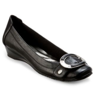 St. Johns Bay® Fiona Buckle Flats