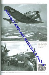 Kagero Monograph 34 Douglas SBD Dauntless Dive Bomber WW2 USN English