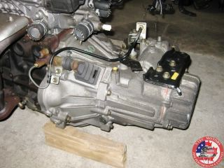 Transmission 5 Speed JDM 4AGE 20 Valve Silver Top Toyota Corolla Levin