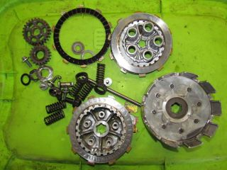 1984 Honda CR125R CR 125 R CR125 R CR 125R Engine Clutch