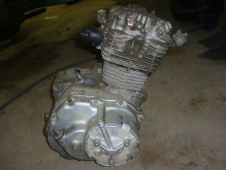 Honda 185s ATC 1983 Engine Honda Three Wheeler 185cc