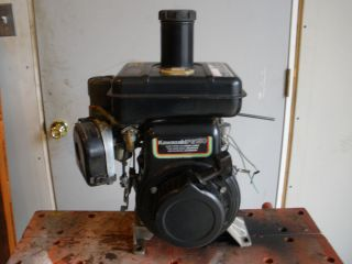Kawasaki FG150 horizontal gas engine motor toro 1000 greens reel mower