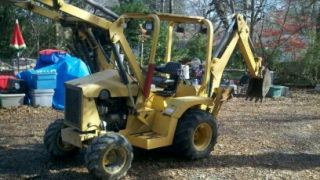 T9 Terramite 4WD Backhoe Loader Kubota Diesel Engine