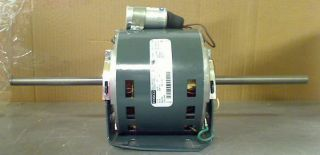 Fasco 56349 0 Dual Shaft Electric Motor 7124 2381 Zephyr Z102H Dayton