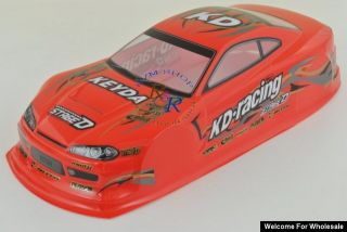 10 HPR Racing Painted RC R C on Road Racing Drift Car 190mm Body