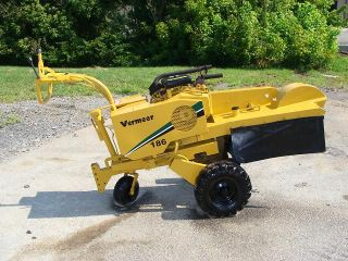 Vermeer 186 Stump Grinder 18HP