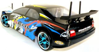 New 2 4GHz RC Car 1 10 Nitro HSP 2011 Drift Car Race