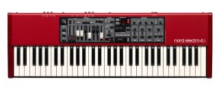 Nord NE4D Electro 4D Semi Weighted 61 Note Waterfall Keyboard
