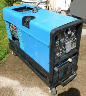 Miller Trailblazer 280 NT Welder Gasoline Engine Sold as Is