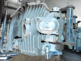 1994 Yamaha Virago XV1100 1100 94 Engine Transmission