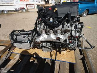 2008 CHEVROLET 5 3 LY5 VORTEC ENGINE AND 4X4 4L60E TRANSMISSION LS1