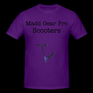 Madd Gear Pro Scooter T Shirts T Shirt 7248341