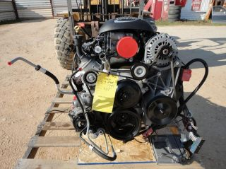 2004 CHEVROLET 5 3 LM7 VORTEC ENGINE AND 2WD 4L60E TRANSMISSION LS1