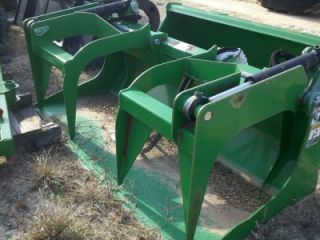 Frontier Grapple Bucket AL1560H for John Deere 300 400 Loaders