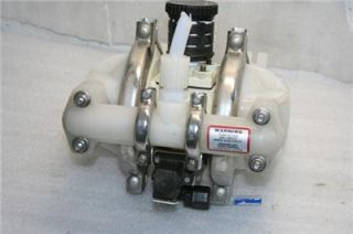 Wilden Air Operated Double Diaphragm Pump 5 362 212