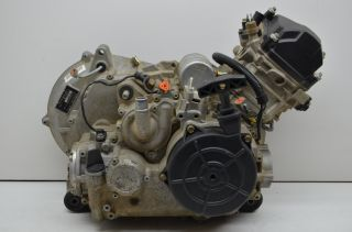 05 Can Am Outlander 400 XT 4x4 Engine Motor