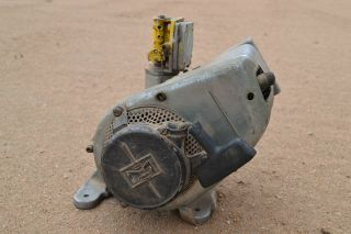 Vintage 1960s Rupp Racing Go Kart Engine McCulloch w Clutch and Mount