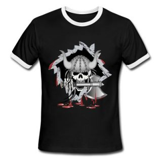 Viking Skull T Shirt 4723508