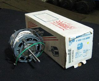 Magnetek Electric Motor Stock No 539 Free Shipping